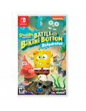 Spongebob Squarepants Battle For Bikini Switch