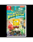 Spongebob Squarepants Battle For Bikini Switch