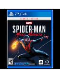 Spiderman Miles Morales PS4
