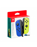 Joy-Con Blue / Neon Yelow