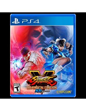 Street Fighter V: Champion Edition. Ps4
