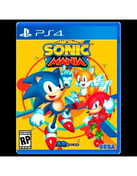 Sonic Mania. Ps4