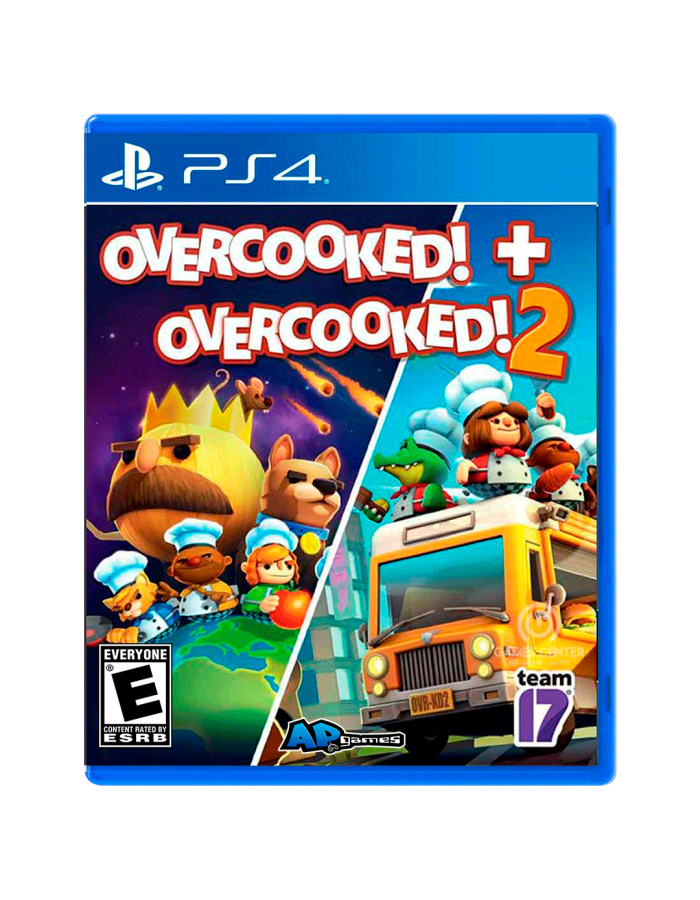 Overcooked 1y2 Ps4