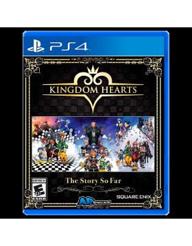 Kingdom Hearts Story ps4