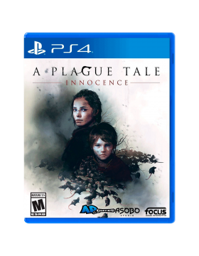 A Plague Tales Inocence ps4