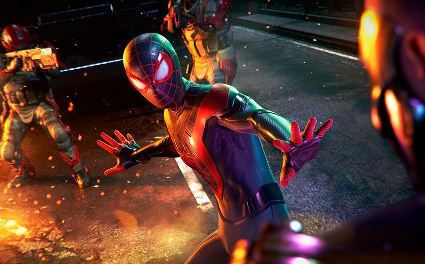 Sony: Spider-Man PS4 no se actualizará a la remasterización de PS5